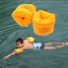 MyMei  2Pcs Adult Children Inflatable Swimming Arm Circle Float Ring Water Pool Armbands Survival Bands PVC for kids environmentally friendly pvc inflatable shell water floating row of a variety of swimming pearl shell swimming ring
