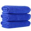 Car Buddy Car Wash Towel Microfiber Carbed Towel Three Pack 70 * 30cm Blue HQ-C1282