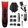 POVOS PW230  машинка для стрижки волос машинка для стрижки jinding jd 8218