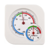 Фото Крытый измеритель температуры наружного воздуха MIni Мокрый гигрометр Влажность Термометр 1 шт мотоцикл крепление темп термометр измеритель бар аксессуар