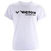 Виктор Виктор Победа бадминтон одежды женские модели с короткими рукавами футболки топы трикотажной спортивной одежды T-6127A XXL Размер Белый виктор халезов увеличение прибыли магазина