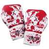 MyMei Adults Boxing MMA Muay Thai Glove Sparring Punch Training Glove Superior leather gloves boxing gloves bessky® cool mma muay thai training punching bag half mitts sparring boxing gloves gym