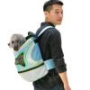 Любовь домашнее животное HOP мода спортивная сумка для животных мешок для домашних животных собака собака дышащая портативный рюкзак голубая труба андрей дашков домашнее животное