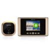 (eques) мобильный телефон мониторинга интеллектуального электронного кота / дверной звонок WIFI коша