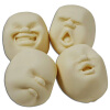 Фото MyMei Humorous Face Top Anti-stress Helper Stress Pressure Reliver Vent Ball Toy Gifts humorous organizing