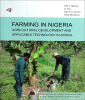 FARMING IN NIGERIA(AGRICULTURAL DEVELOPMENT AND lawal mohammad anka dynamics of rural development in nigeria