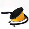 TaTanice Z2 крытый и открытый воздушный насос надувной инструмент 10 дюймов ножной насос для надувных Байдарки надувные лодки