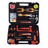 YDE Набор инструментов для аппаратных средств для бытовых приборов Ручные аппаратные средства, ящик для бытовых инструментов