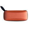 MyMei  Hot Sale Rectangle Grid Zipper Glasses Sunglasses Case Hard Eyewear Holder Box