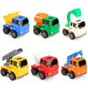 beiens детские образовательные игрушки Модель автомобиля B8414 6 шт. bmw серии детские игрушки автомобиля детские игрушки