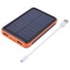 Большой емкости Водонепроницаемый портативный солнечное зарядное двойного USB солнечное зарядное устройство зарядное устройство орион 265