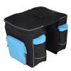После того, как пакет пакет Ле Суан ROSWHEEL велосипеда пак полки пакет сумка рама велосипеда двусторонний пакет пакет 14154 30L Black Синий