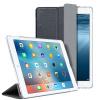 KOOLIFE Apple Ipad Pro Case Уэйк / три раза кожаный чехол / подставка таблетки защитной оболочки кобуры IPad про 9.7 дюймов КОЖИ серии - черный