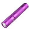 Блог (Bocca) 365нм фиолетовое флуоресцентного агент перо обнаружения детектируется для отправки ручной веревки подарка + BK-M1 (призрак фиолетового) светодиодного фонарик бумажных денег поддельной косметики