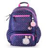 Disney Disney школьный учащиеся девочки 3--4--6 ранги отдыха и путешествий сумка рюкзак 0168 синий сапфир Дети disney disney школьной зрачки девушка 3 4 6 сортов отдыха и путешествия плеча сумка 0168 розовых детского рюкзак