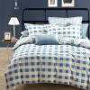 Red Rui Постельные принадлежности Текстиль для дома Хлопок Набор Nordic Simple Tweed Twice Четырехэтажные постельные принадлежности 1.5m Bed / 1.8m Bed Morning