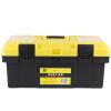 Персия (BOSI) BS521017 усилить толстый пластик панели инструментов двойной многофункциональный большой-транспортное средство отделки ящик для хранения ящик для хранения инструмент обслуживания 16 дюймов ящик для инструментов truper т 19781