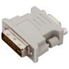 Jinghua (JH) 0726 Переходник DVI в VGA Переходник DVI в VGA переходник с двухсторонней конвертерной головкой для двухсторонней конвертирования Переходник HD для дисплея телеприставки и других переключателей переходник