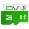 OV 8G Class6 TF карта (Micro SD) мобильный телефон карта памяти плоская панель аудио считыватель машина высокоскоростная карта памяти карта памяти canon
