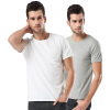 Nanjiren мужская футболка одежда для фитнеса и дома повседневная