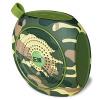 Dimethoate NOGO A600 Bluetooth-динамик портативная карта мини-мини-звук беспроводная громкая малая стальная пушка камуфляж цветная индивидуальная версия диметоит nogo q12 цвета версия старой рации карты маленьких колонок стерео мини китайский экран трава зеленая