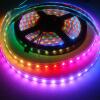 1M 60LED WS2812B 5050 RGB светодиодные полосы Водонепроницаемый Адресный Черный Shell ws 641 1 статуэтка александр македонский 1221114