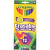 Нарисованные дети музыка Crayola 12 цветных стираемые цветные карандаши 68-4412 кулоны подвески медальоны sokolov 93030290 s