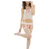 Yinglite Sexy Колготки 143 Женщины Колготки ажурные Пакет Hip Открытый промежность Открытый Кубок Suspender белье кружево Платья Э itap 143 2 редуктор давления