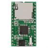 WT5001M02-28P U-диск Аудио плеер карта голосовой модуль MP3 Sound для Arduino растение экочеловеки eco совы 5001 3шт