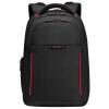 где купить  Samsonite (Samsonite) бизнес случайный сумка рюкзак школьный мужские и женские модели Apple, ноутбук сумка сумки компьютер 14 дюймов BP2 * 09001 черный  по лучшей цене
