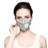 MA основе графена предотвращающие запотевание детские маски дымка маски уровня KN95 уха складная анти-клапанный частиц анти РМ2,5 2 / синий мешок
