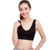 [Супермаркет] Jingdong Бейджи Ронг (Bejirog) бюстгальтер не ободки йога собирать девочка не спортивный бюстгальтер цвета M ободки bizon диадема