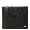 купить Wanlima Wanlima новый мужской кожаный бумажник минималистской мужской деловой бумажник кошелек черный сечение 1520842434562 недорого