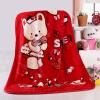 [Супермаркет] Jingdong текстильной Jiuzhou комфорт олень одеяло ребенок облако одеяло норка кашемир детские одеяло спальные одеяло одеяла небольшого одеяло ребенок собака 110x140cm