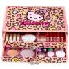 HELLO KITTY Leopard Queen косметическая коробка ювелирных изделий сетки ящик для хранения 9 по уходу за кожей косметика ящик для хранения отделочных шкаф розовый KT1008