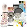 Baijie Хлебобулочные инструменты Хлебобулочные инструменты Set Cake Mold DIY Supplies Tools WSP-518A kitchen pastry tools diy white plastic dumpling mold maker