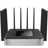 TP-LINK TL-WVR4300L AC4300 Трехдиапазонный беспроводной маршрутизатор корпоративного класса Gigabit порт / WiFi через стены tp link tl war302 300m корпоративного класса беспроводной маршрутизатор wi fi через стены firewall