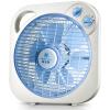 Wahson KYT25-1102 Вентилятор / настольный вентилятор (синий) / вентилятор вентилятор