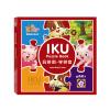 Любовь Kanwu (KU ДЕТСКИЕ КНИГИ ПРОСТРАНСТВО) головоломки с книгой обучения пиньинь