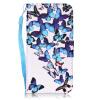 Голубая бабочка Дизайн Кожа PU откидная крышка карточки бумажника держатель случая для HUAWEI Y5 II смартфоны huawei y5 2017 grey