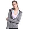 Camel (CAMEL) длинный рукав свитер женский кардиган куртки молнии с капюшоном случайных спортивной C7S1U7681 фиолетовый M женский кардиган 013a56