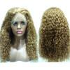 N.L.W.европейского кружева парики # 27 блондинка цвет волос парики цвет медный вариант хильда