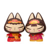 Выдвижные кота (ZhuaiMao) автомобиль украшения украшения автомобиля мультипликационный герой костюм тянули украшения M16-ZYX-01 украшения