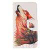 Коричневый волк Дизайн Кожа PU откидная крышка бумажника карты держатель чехол для SAMSUNG GALAXY J5 2016/J510 белые стринги palmira l xl