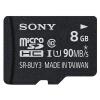 Карта памяти Sony Sony УСК-1 32G Class10 MicroSDHC TF до 90 Мб / с карта памяти memorystick duo pro sony ms hx16b t1