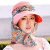 Jingdong [супермаркет] Du Сенна (DUSENNA) Национальная Роза ветров Xia Taiyang шляпа женская шляпа складная пляж шляпа шеи защита шлем открытый летний шлем flora express роза ветров