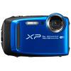 Fuji (FUJIFILM) XP120 спортивная камера синяя четыре анти-карточная машина водонепроницаемый пылезащитный противоударный антифриз 5 раз оптический зум WIFI доля оптический анти-встряхивание карандаш для утюгов topperr ir 1