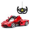 Star (Rastar) 1:14 дистанционного управления автомобиль Ferrari спортивный автомобиль дрейф детская игрушка мальчик модель автомоб hot wheels hotwheels мальчик игрушка сплава автомобиль автомобиль пять загружен 7 роль djp17