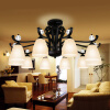 Panasonic (Panasonic) люстра в европейском стиле фонарь для гостиной лампа для спальни лампа бабочка Yi серия HHLM10006 10 для спальни