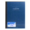 Nakabayashi Lightweight Logic Business Japan Import Logic B5 / 80 Line Order / Notepad / Soft Copy B552A-DB Blue (Single) scott pratt l logic inquiry argument and order